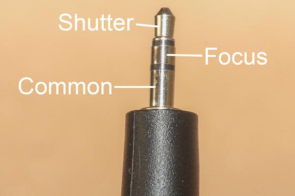 Camera Axe Cable